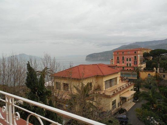 B&B Al Centro: vista desde la terraza