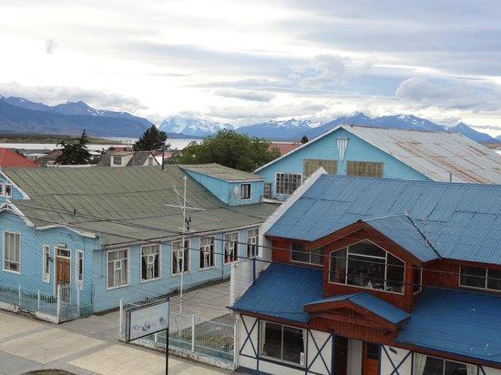 Natalino Hotel Patagonia: Vista do apartamento