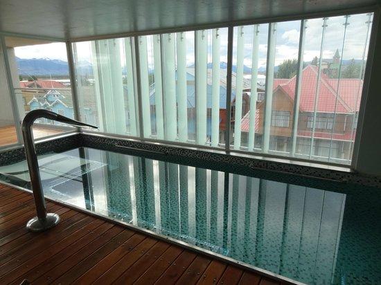 Natalino Hotel Patagonia: Piscina