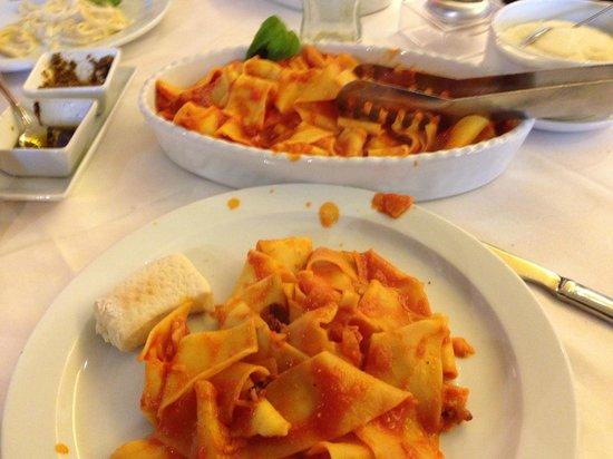La Nicoletta Castellana: belo prato!!!