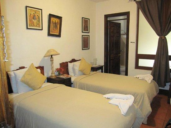 Hotel Casa Ovalle: Guest Room San Felipe