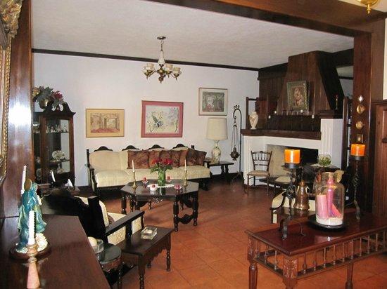 Hotel Casa Ovalle: Common Area