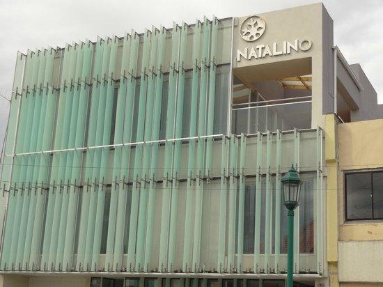 Natalino Hotel Patagonia: Fachada do Hotel