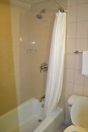 Red Lion Hotel Anaheim Resort : Clean bathrooms