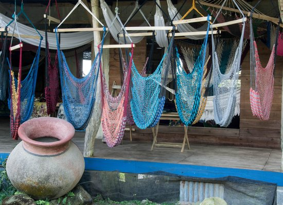 Arenal Green Hotel: The Hammock Shop