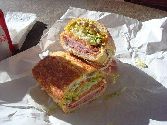 Photo of Italian Restaurant Bay Cities Italian Deli at 1517 Lincoln Blvd, Santa Monica, CA 90401, United States