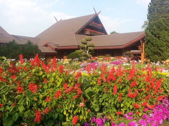 Doi Tung Royal Villa : Doi Tung Villa