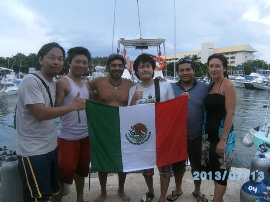 NIrvana Diving School: MEXICO & JAPAN