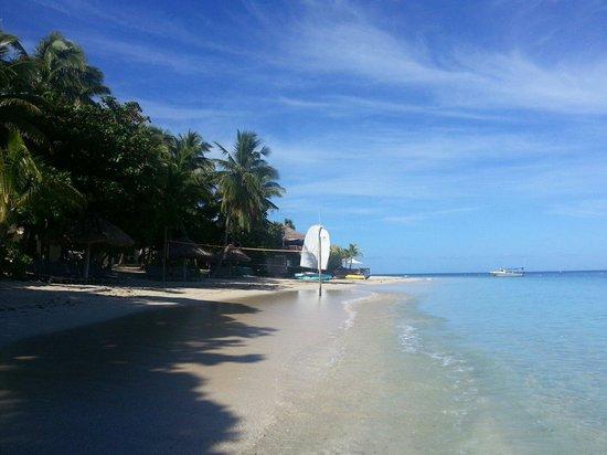 Castaway Island Fiji: Beach @ Castaway Island 05.03.14