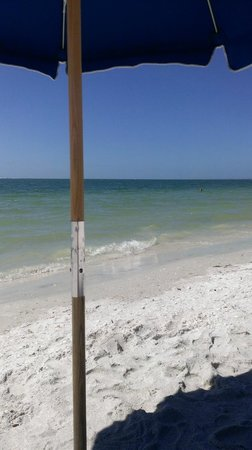 Lovers Key Resort : Lovers Key State Park Beach