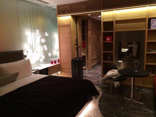W Verbier : Simplest room