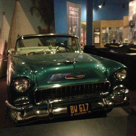 San Bernardino County Museum: Classic Chevy
