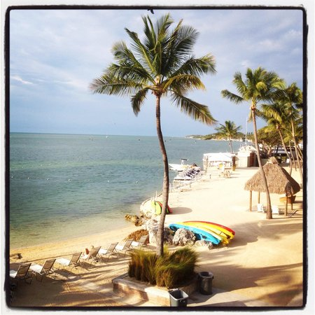 Postcard Inn Beach Resort & Marina: View from 232