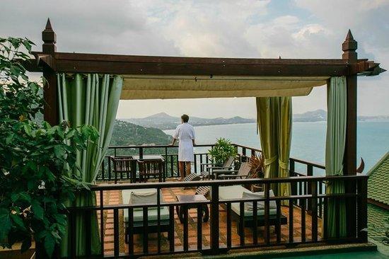 Sandalwood Luxury Villas : Views