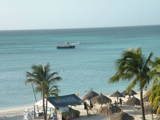 Occidental Grand Aruba All Inclusive Resort: view from 5th floor room