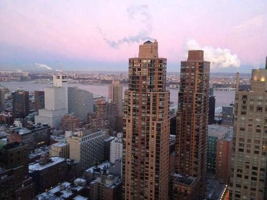 Mandarin Oriental, New York: View from the room