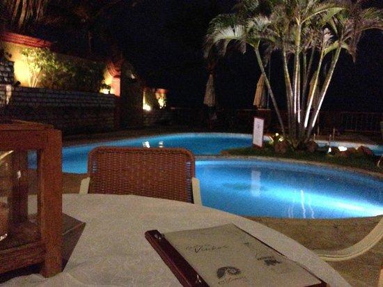 Manary Praia Hotel: Piscina