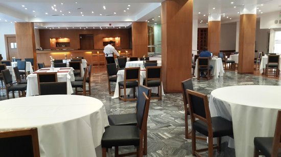 Gran Hotel Provincial San Juan: Salon comedor