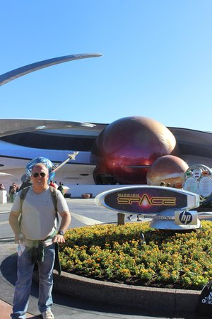 EPCOT : Mission: Space II