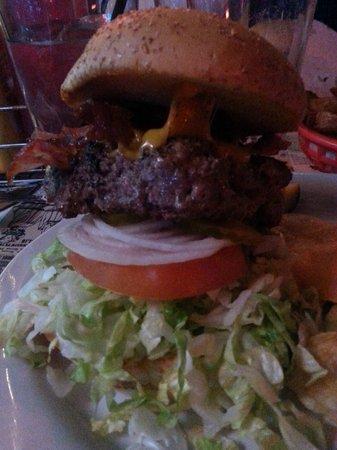 The Thurman Cafe: Bacon cheese burger