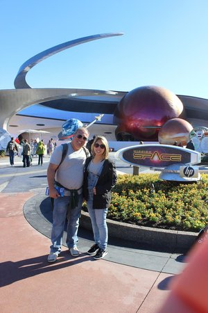 EPCOT : Mission: Space I
