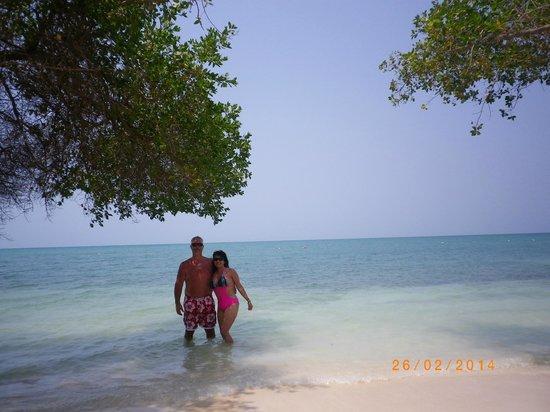 Decameron Isla Palma: beach