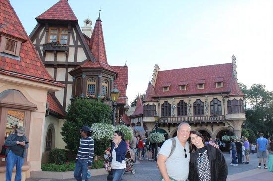 EPCOT : Alemanha