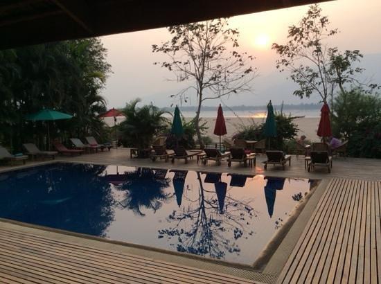 La Folie Lodge: The pool