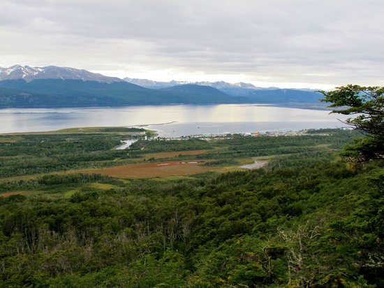 Isla Navarino, Cile: puerto williams