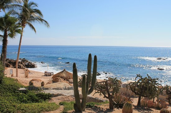 Grand Fiesta Americana Los Cabos All Inclusive Golf & Spa: relajante