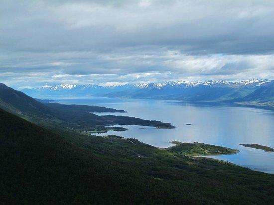 Isla Navarino, Chile: canal beagle
