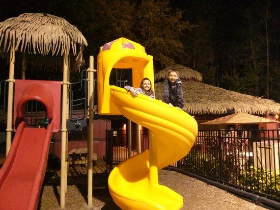 Parkway International Resort : beau parc pour les enfants!