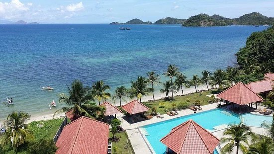 Laprima Hotel: foto vanaf kamer 709