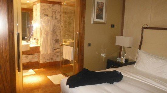 InterContinental Moscow Tverskaya Hotel: bathroom