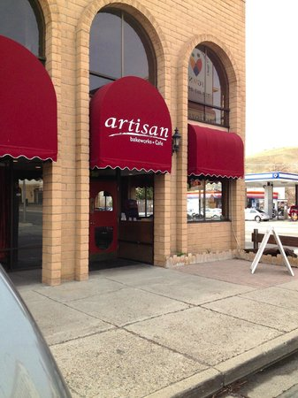 Artisan Bake Works Cafe