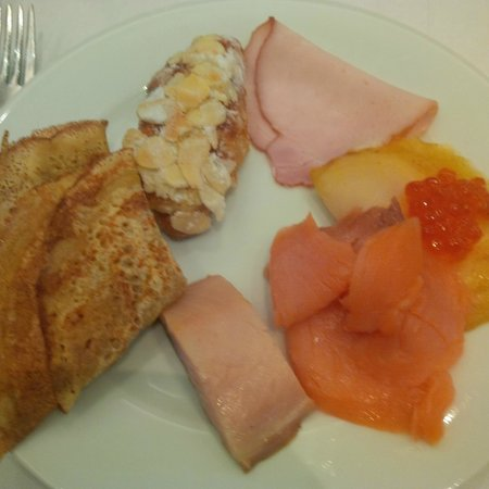 InterContinental Moscow Tverskaya Hotel: breakfast