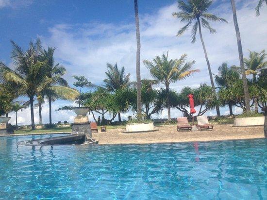 Patra Jasa Bali Resort & Villas: One glorious pool view!