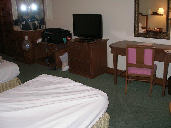Sedona Hotel Mandalay : Sitting area
