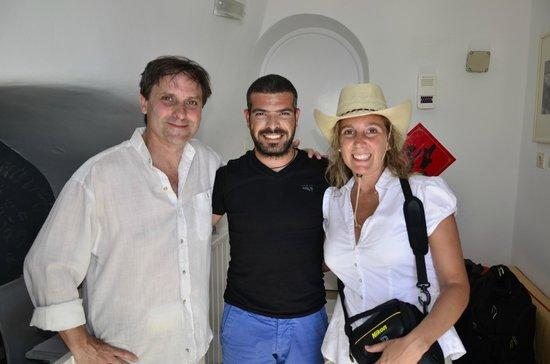 Vallais Villa : In the reception