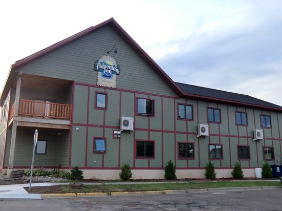 Adventure Inn: Hotel