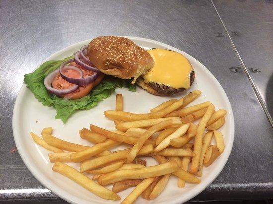 Hacienda Jalisco: Cheeseburger