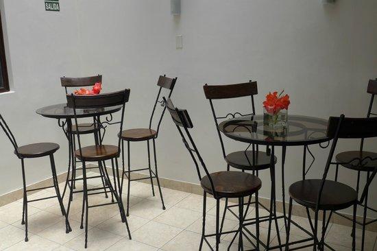 Wakapunku Hotel Boutique : Breakfast room