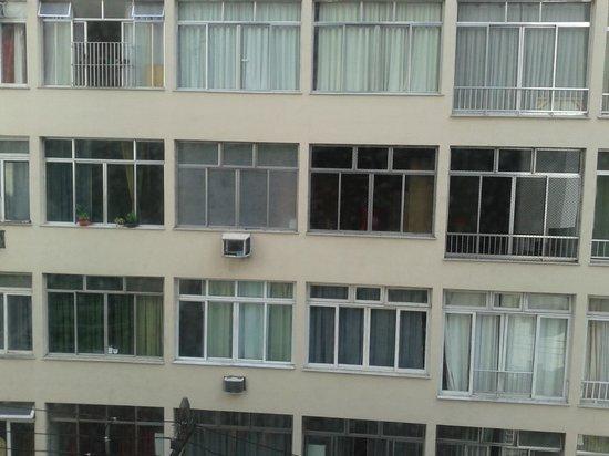 Ducasse Rio Hotel: Vista do nosso quarto
