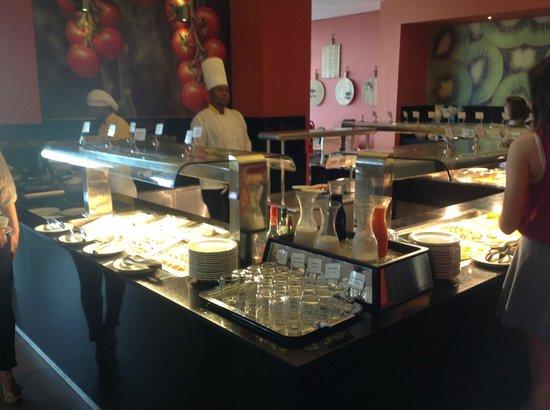 Crowne Plaza Santo Domingo: Café da manhã