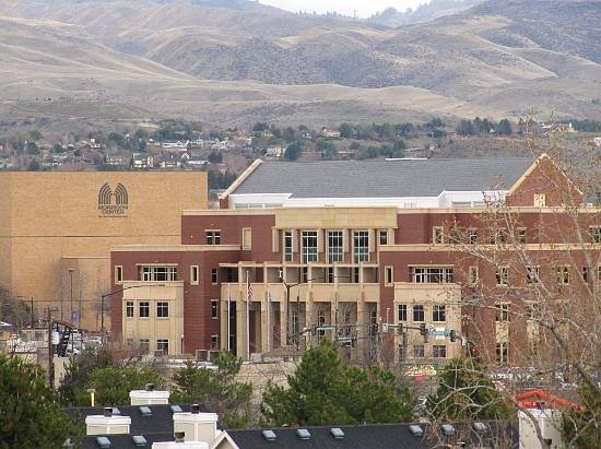 Boise State University : Morrison Center, Micron Business & Economics, B.S.U.