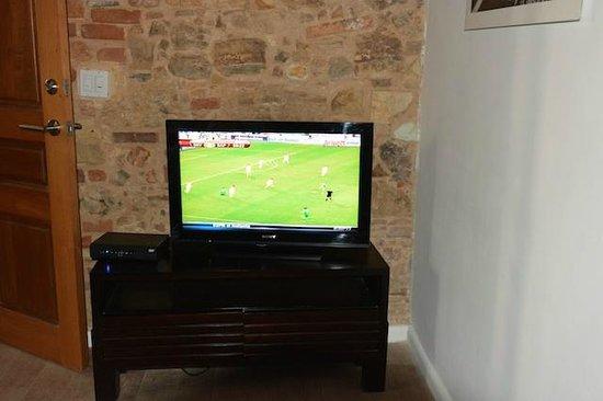 Casa del Horno: So glad to have SKY TV so that we could get Oklahoma v. Alabama