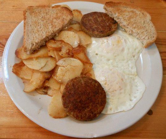 Fireside Restaurant & Pancake Inn : Breakfast
