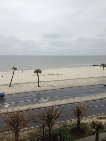 Wingate by Wyndham Gulfport: View from room 304