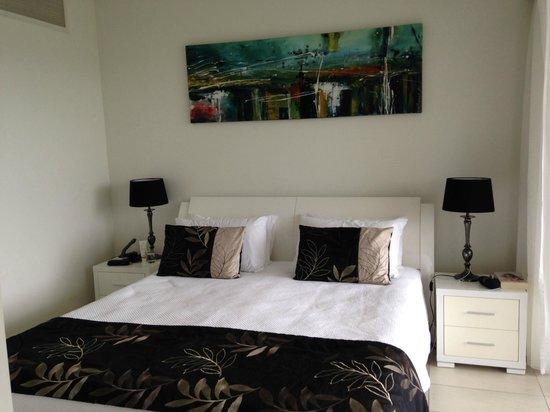 Coconut Grove Apartments: Master bedroom