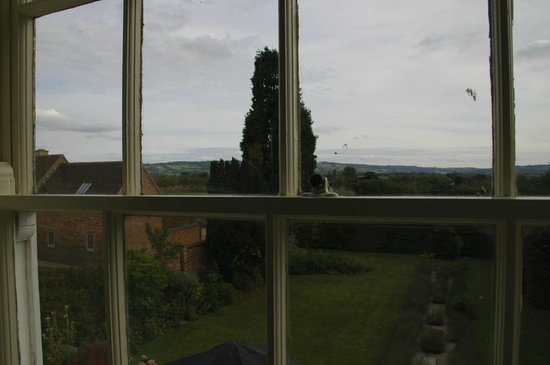 Bowers Hill Farm B&B: View from the room